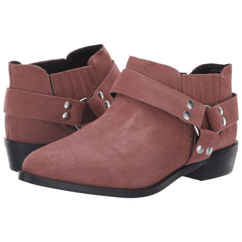ジャンアンドザシュー JANE AND THE SHOE レディース シューズ・靴 ブーツ【Lindsey】Blush Suede