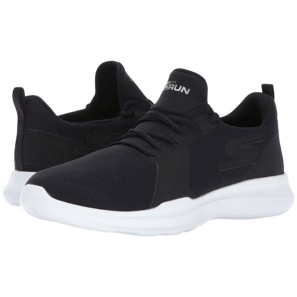 スケッチャーズ SKECHERS メンズ ランニング・ウォーキング シューズ・靴【Go Run - Mojo】Black/White