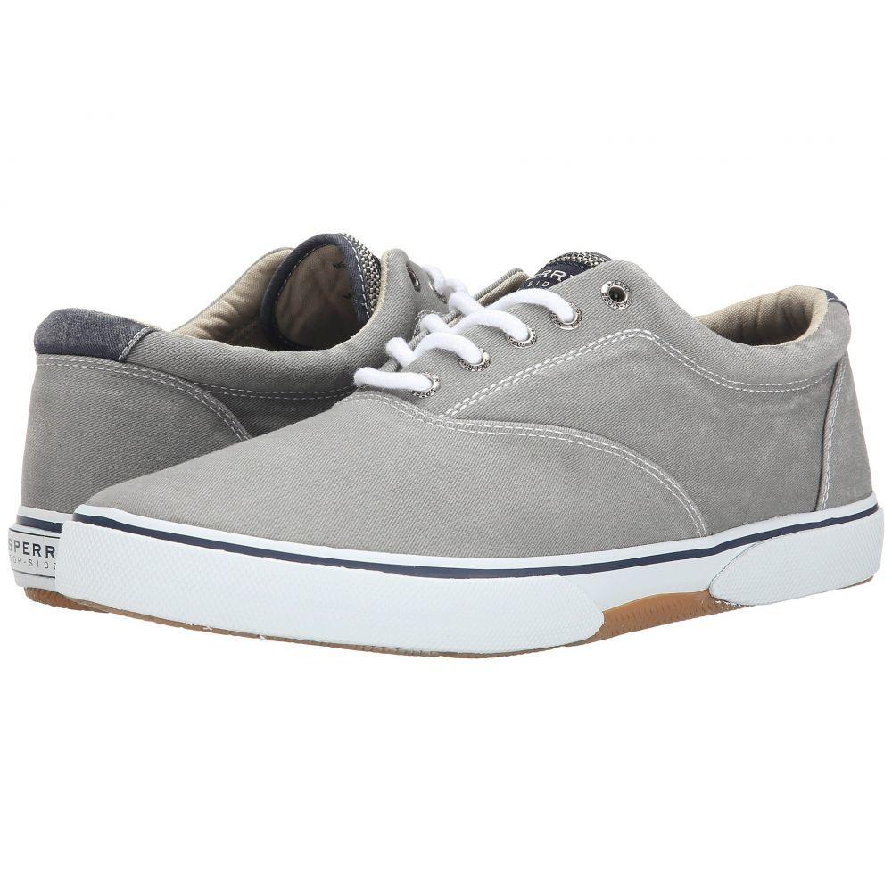 スペリー Sperry メンズ シューズ・靴 スニーカー【Halyard LL CVO】Grey