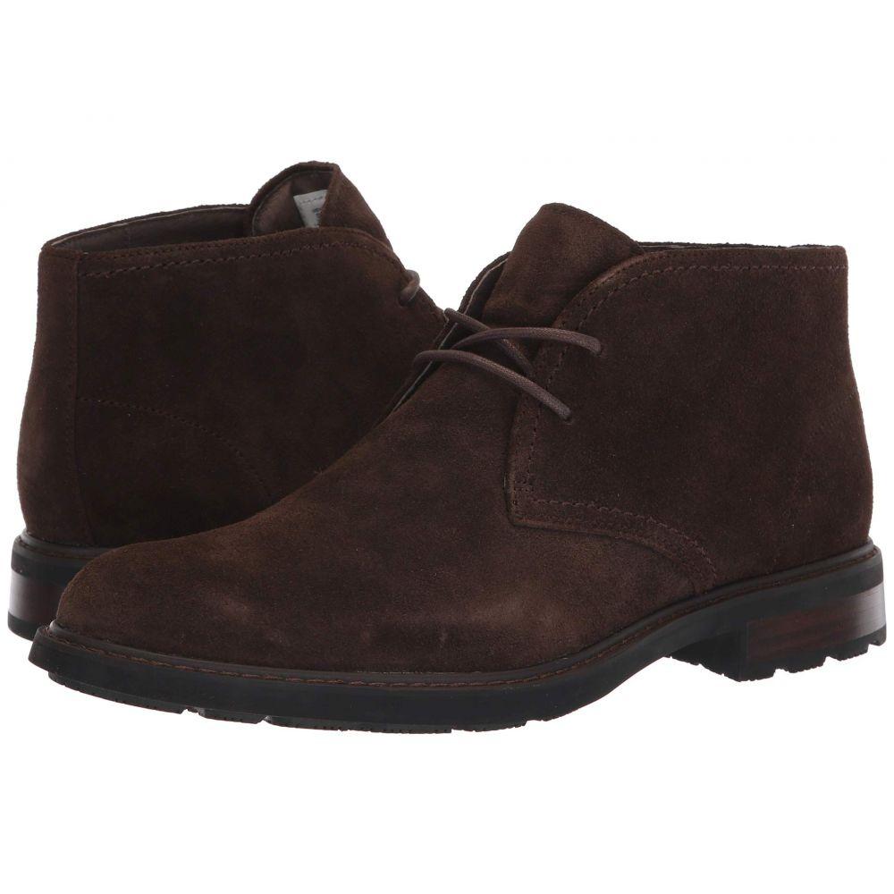 スペリー Sperry メンズ シューズ・靴 ブーツ【Annapolis Desert Chukka】Dark Brown