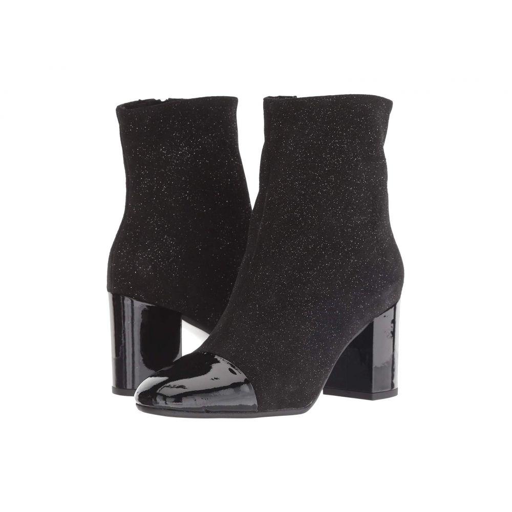 セスト メウッチ Sesto Meucci レディース シューズ・靴 ブーツ【Quico】Black Brill/Black Patent
