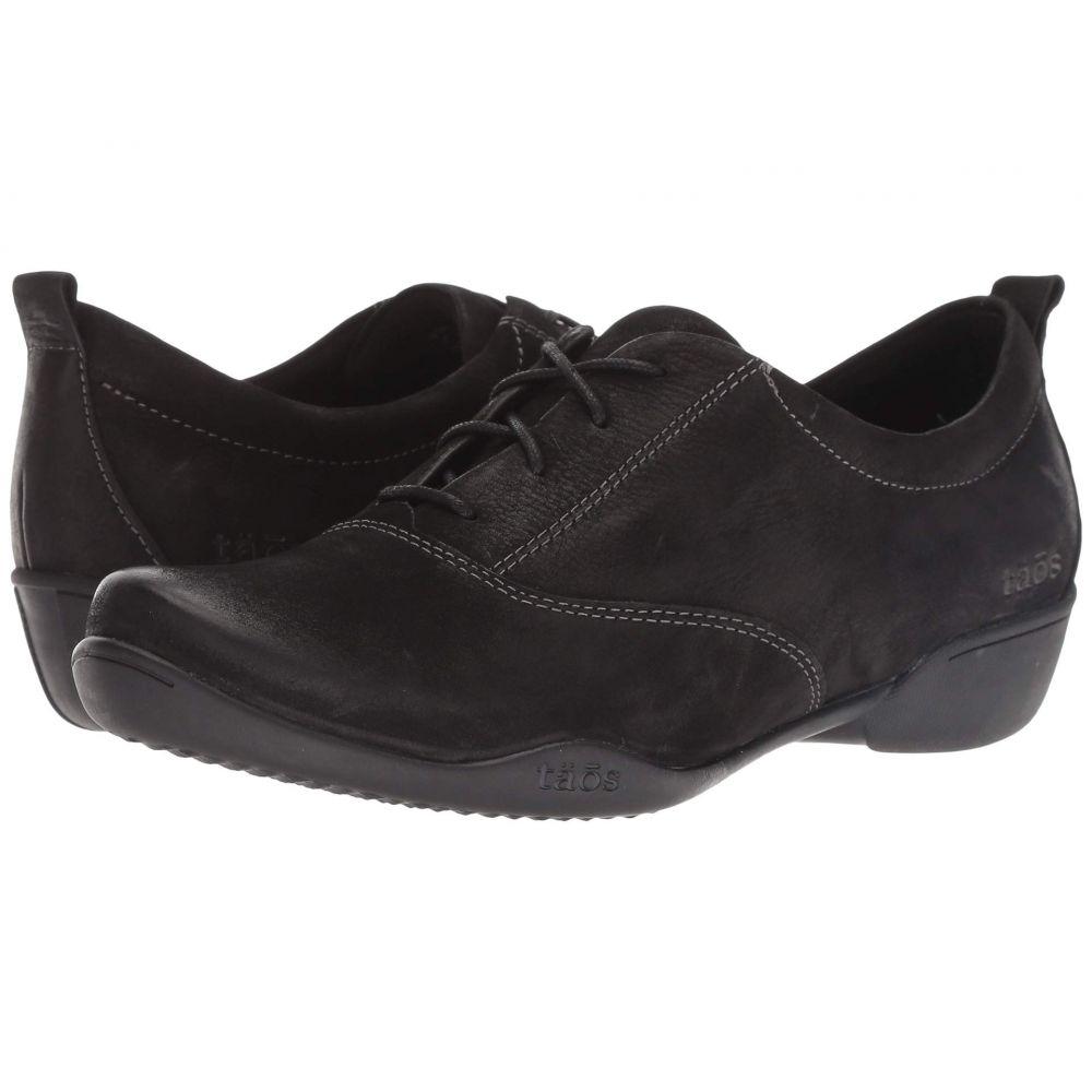 【返品送料無料】 タオス Taos Footwear レディース レディース シューズ・靴 スニーカー タオス【Getaway】Black シューズ・靴 Oiled, イカザキチョウ:83099cc9 --- projetoreservado.com