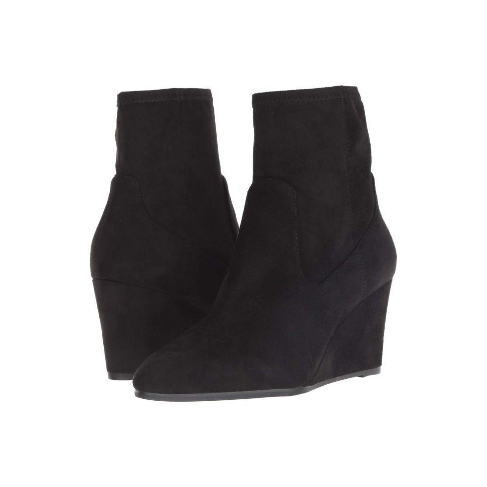 タハリ Tahari レディース シューズ・靴 ブーツ【Ballad Wedge Boot】Black