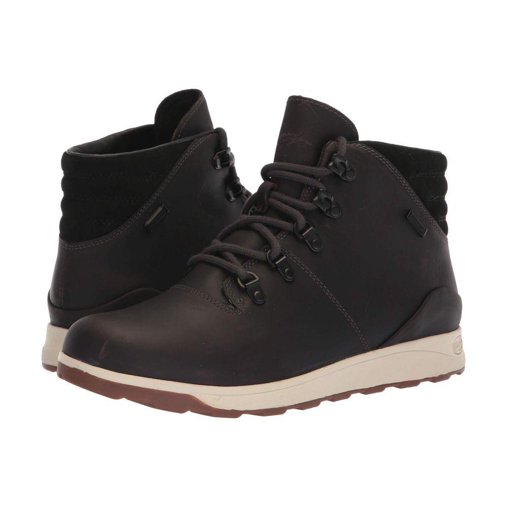 チャコ Chaco メンズ ハイキング・登山 シューズ・靴【Frontier Waterproof】Black