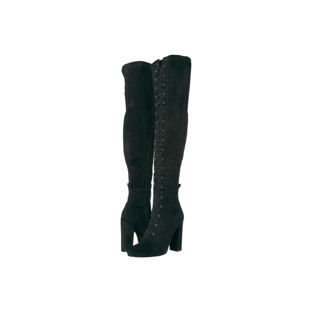 チャイニーズランドリー Chinese Laundry レディース シューズ・靴 ブーツ【Benita Boot】Black Suedette