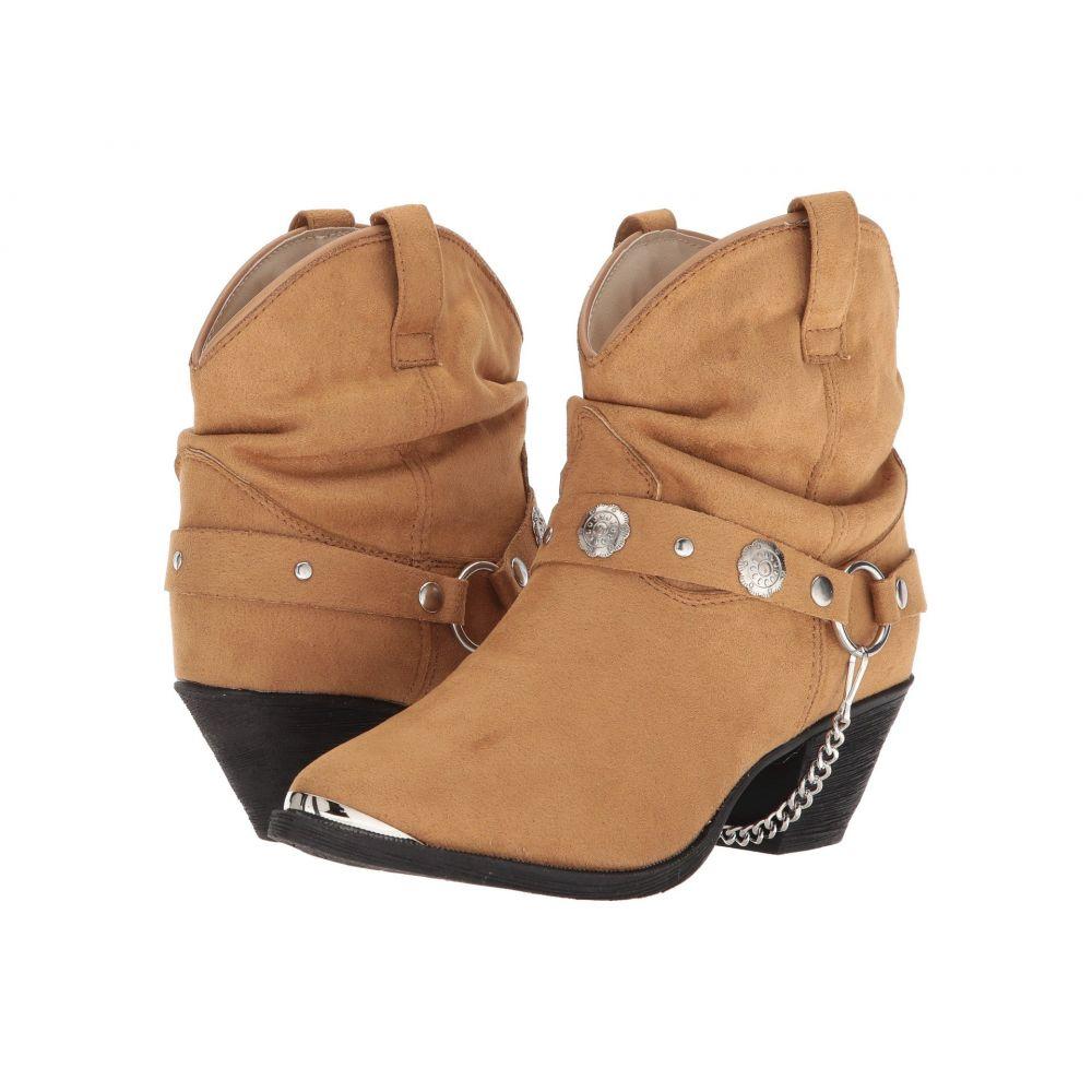 ディンゴ Dingo レディース シューズ・靴 ブーツ【Fiona】Tan