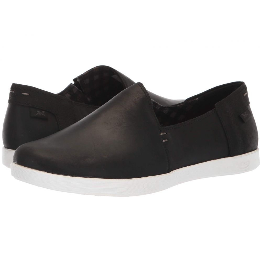 チャコ Chaco レディース シューズ・靴 スニーカー【Ionia Leather】Black