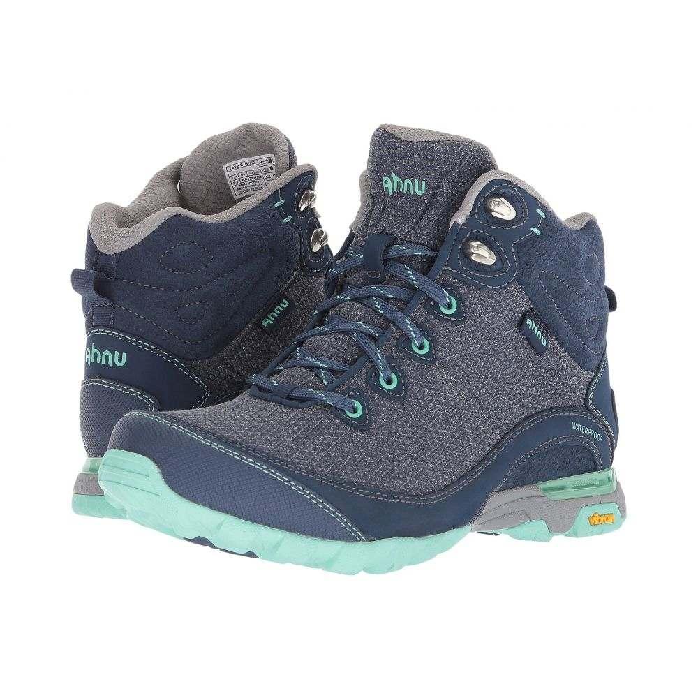 テバ Teva レディース ハイキング・登山 シューズ・靴【Sugarpine II WP Boot】Insignia Blue