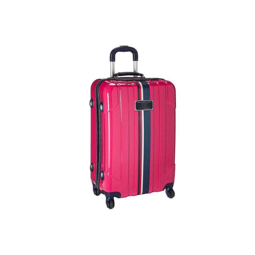 トミー ヒルフィガー Tommy Hilfiger レディース バッグ スーツケース・キャリーバッグ【Lochwood Upright 24 Suitcase】Pink