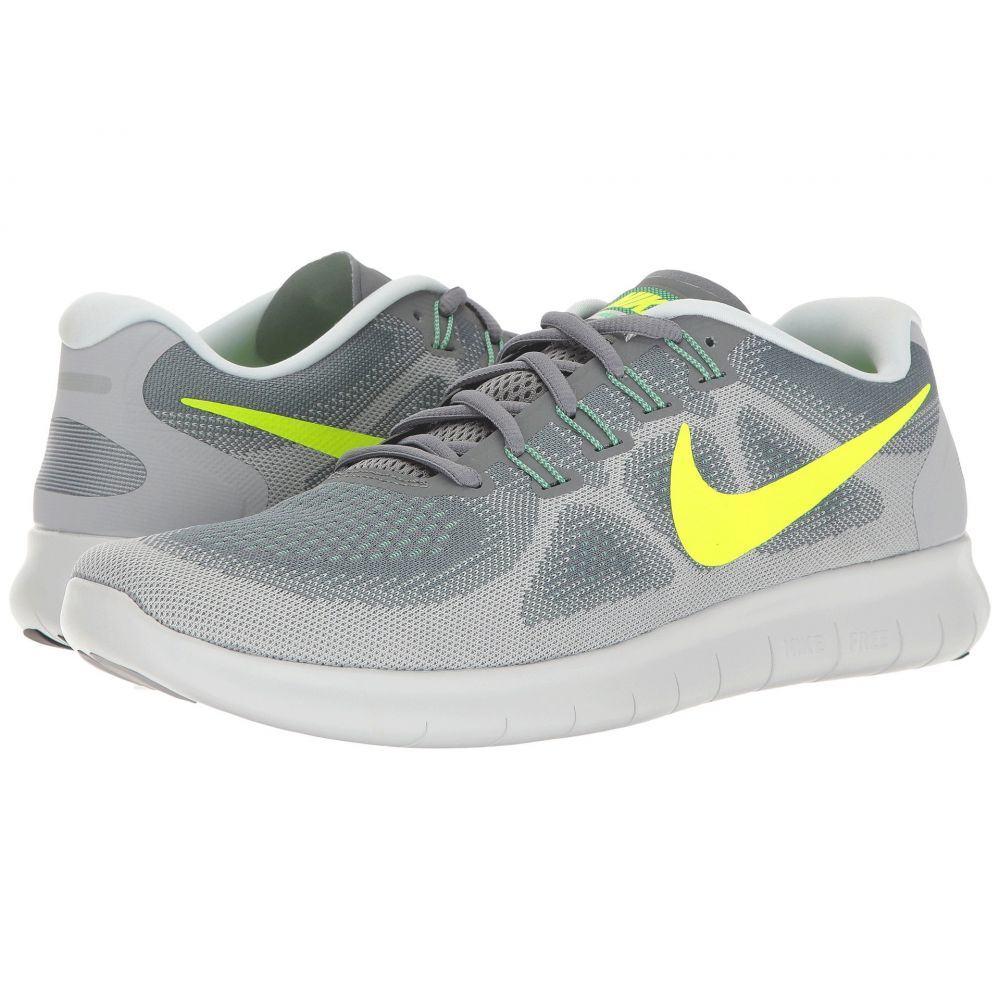 ナイキ Nike メンズ ランニング・ウォーキング シューズ・靴【Free RN 2017】Cool Grey/Volt/Wolf Grey/Ghost Green