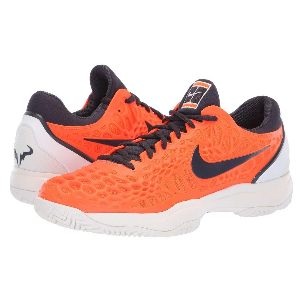 ナイキ Nike メンズ テニス シューズ・靴【Zoom Cage 3 HC】Hyper Crimson/Gridiron/White/Phantom