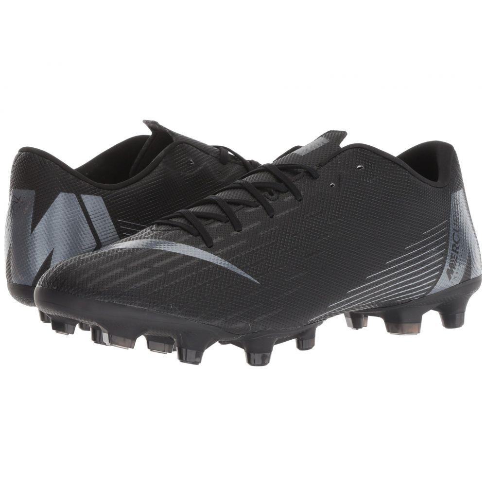 ナイキ Nike メンズ サッカー シューズ・靴【Vapor 12 Academy MG】Black/Anthracite/Black/Light Crimson