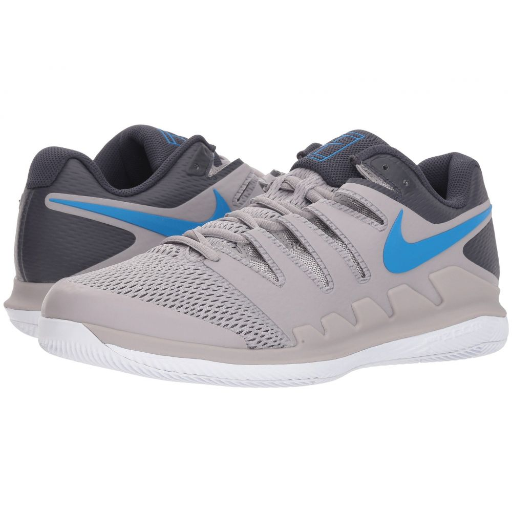 ナイキ Nike メンズ テニス シューズ・靴【Air Zoom Vapor X】Atmosphere Grey/Photo Blue/White