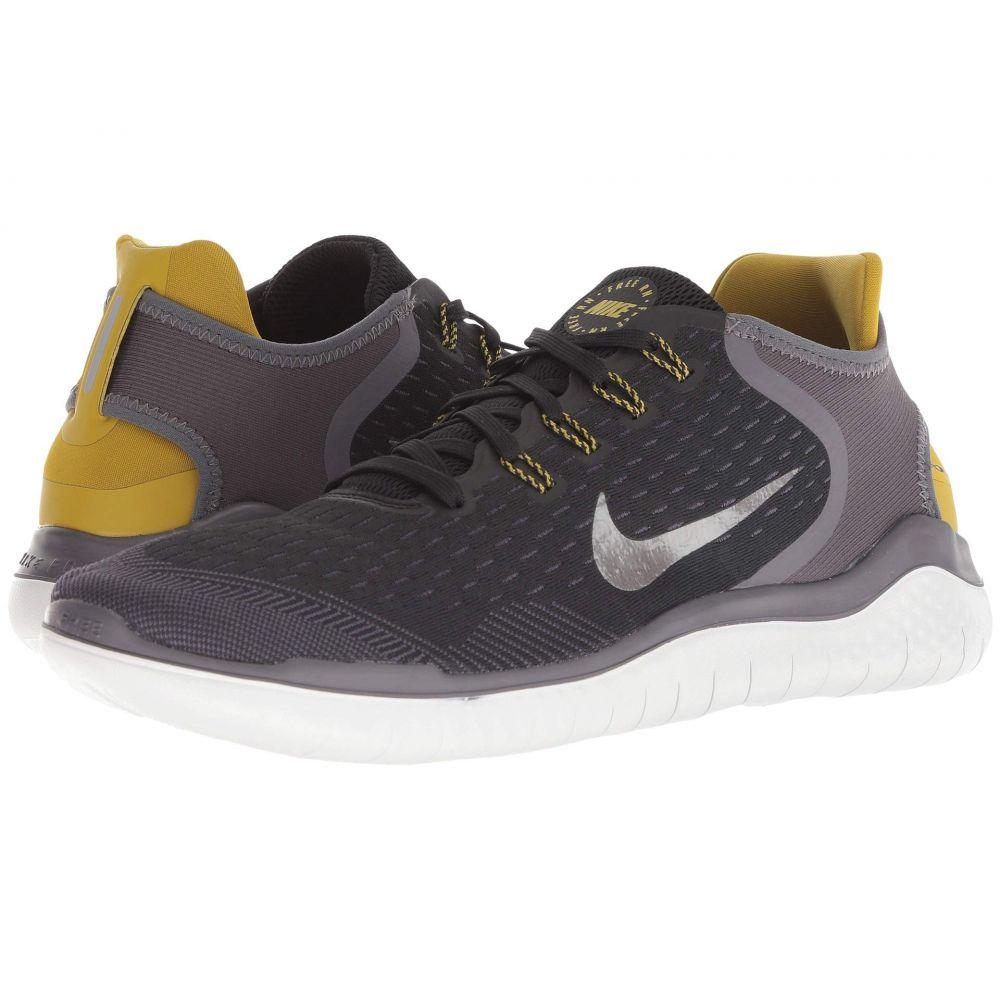 ナイキ Nike メンズ ランニング・ウォーキング シューズ・靴【Free RN 2018】Black/Metallic Pewter/Peat Moss/Thunder Grey