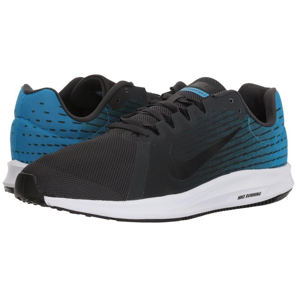 ナイキ Nike メンズ ランニング・ウォーキング シューズ・靴【Downshifter 8】Anthracite/Black/Equator Blue/White