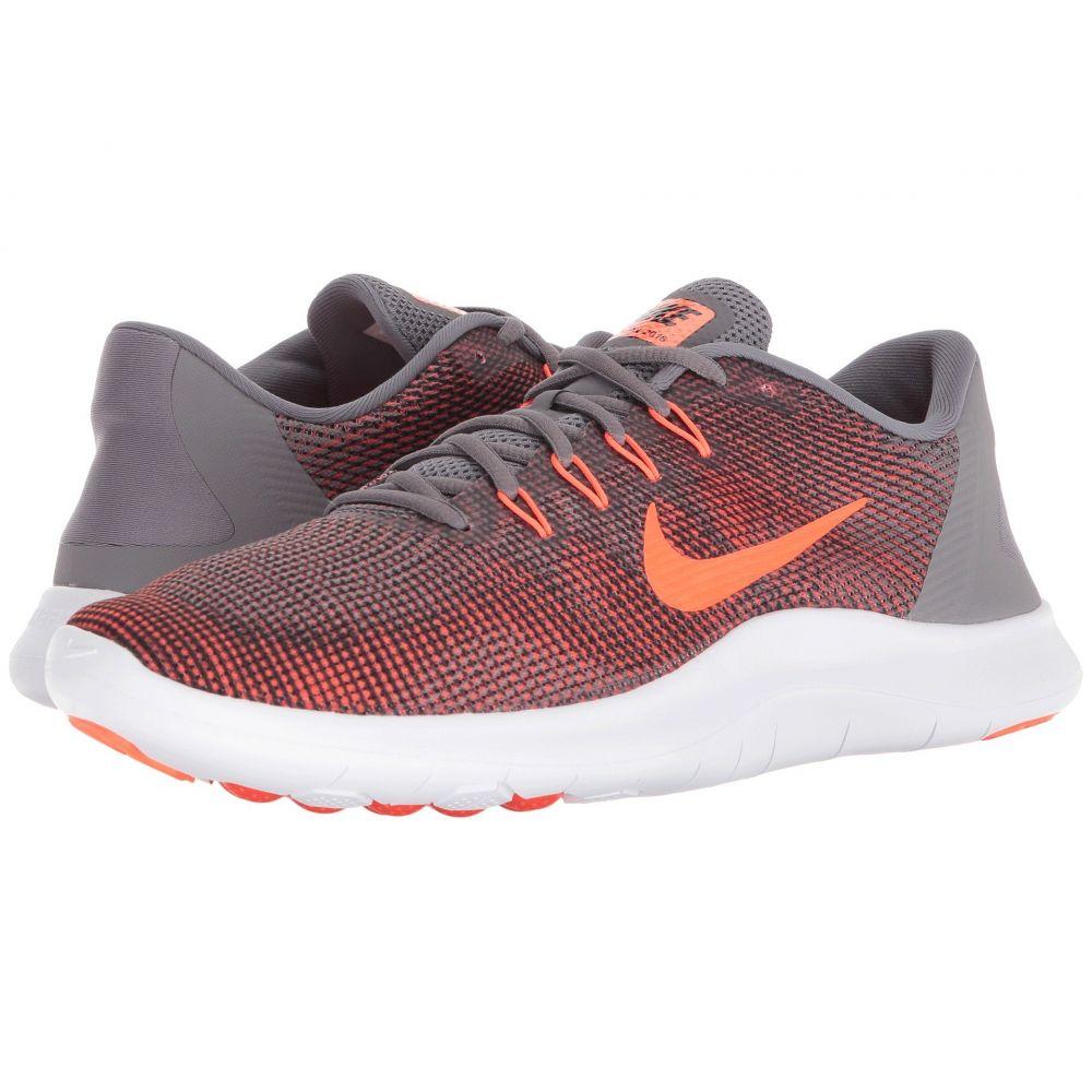 ナイキ Nike メンズ ランニング・ウォーキング シューズ・靴【Flex RN 2018】Gunsmoke/Total Crimson/Black/Vast Grey