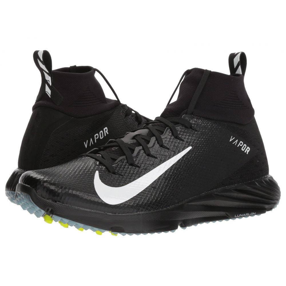 ナイキ Nike メンズ アメリカンフットボール シューズ・靴【Vapor Speed Turf 2】Black/White/Black/Black