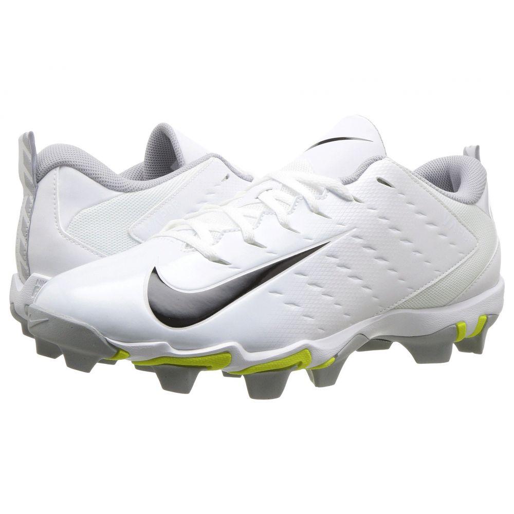 ナイキ Nike メンズ アメリカンフットボール シューズ・靴【Vapor Shark 3】White/Black/Wolf Grey