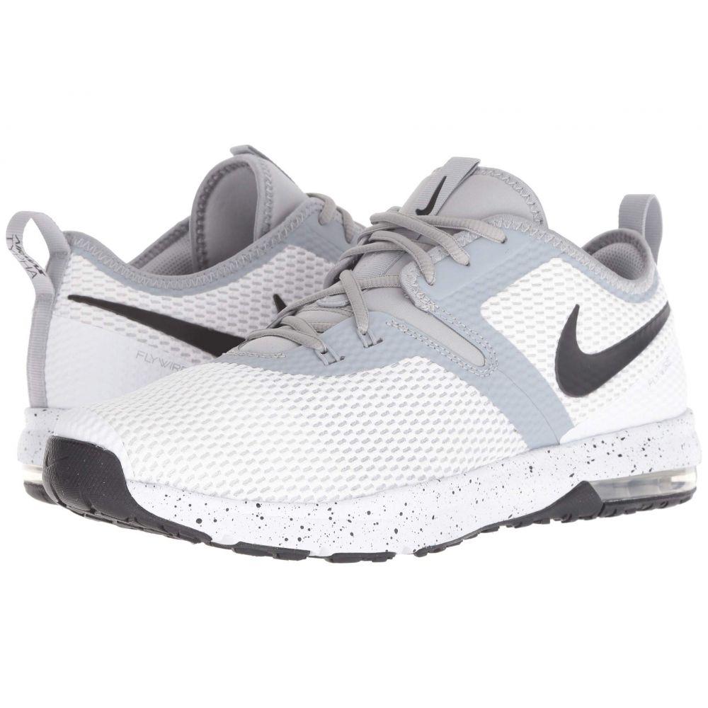 ナイキ Nike メンズ シューズ・靴 スニーカー【Air Max Typha 2】White/Black/Wolf Grey