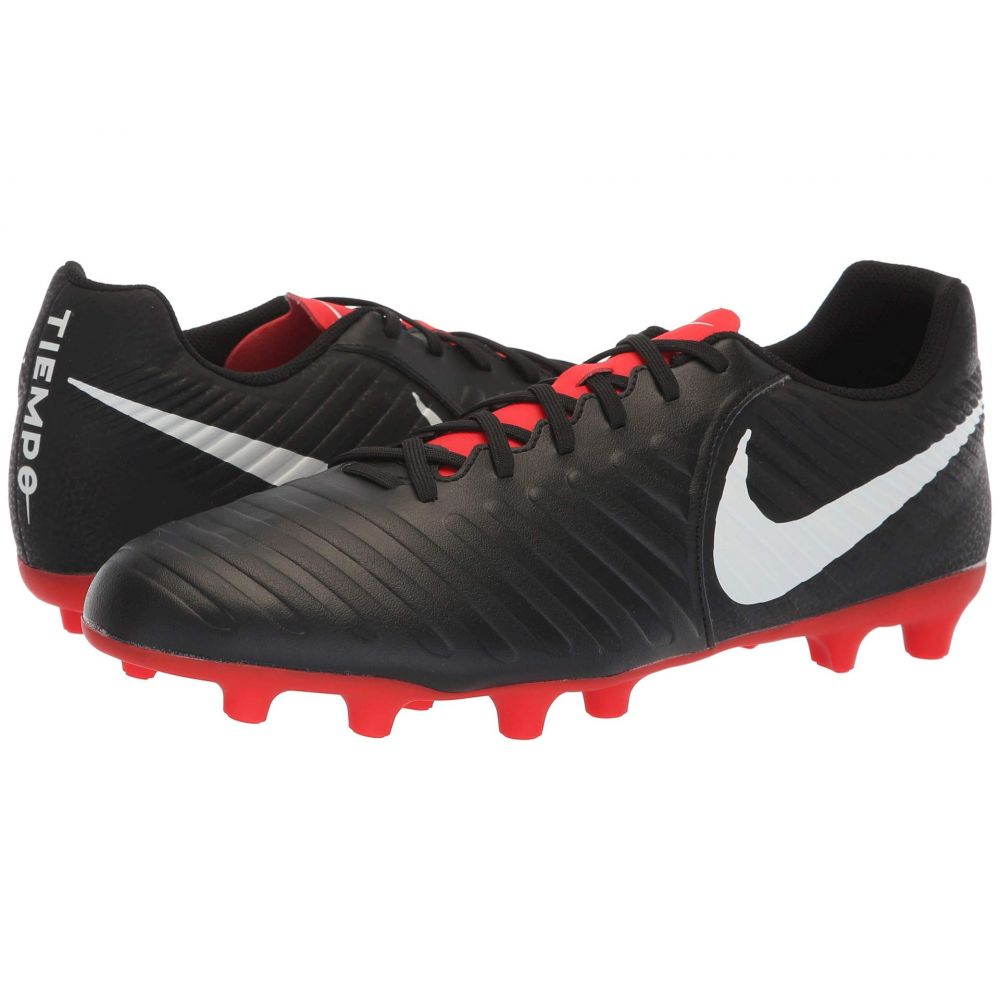 ナイキ Nike メンズ サッカー シューズ・靴【Legend 7 Club MG】Black/Pure Platinum/Light Crimson