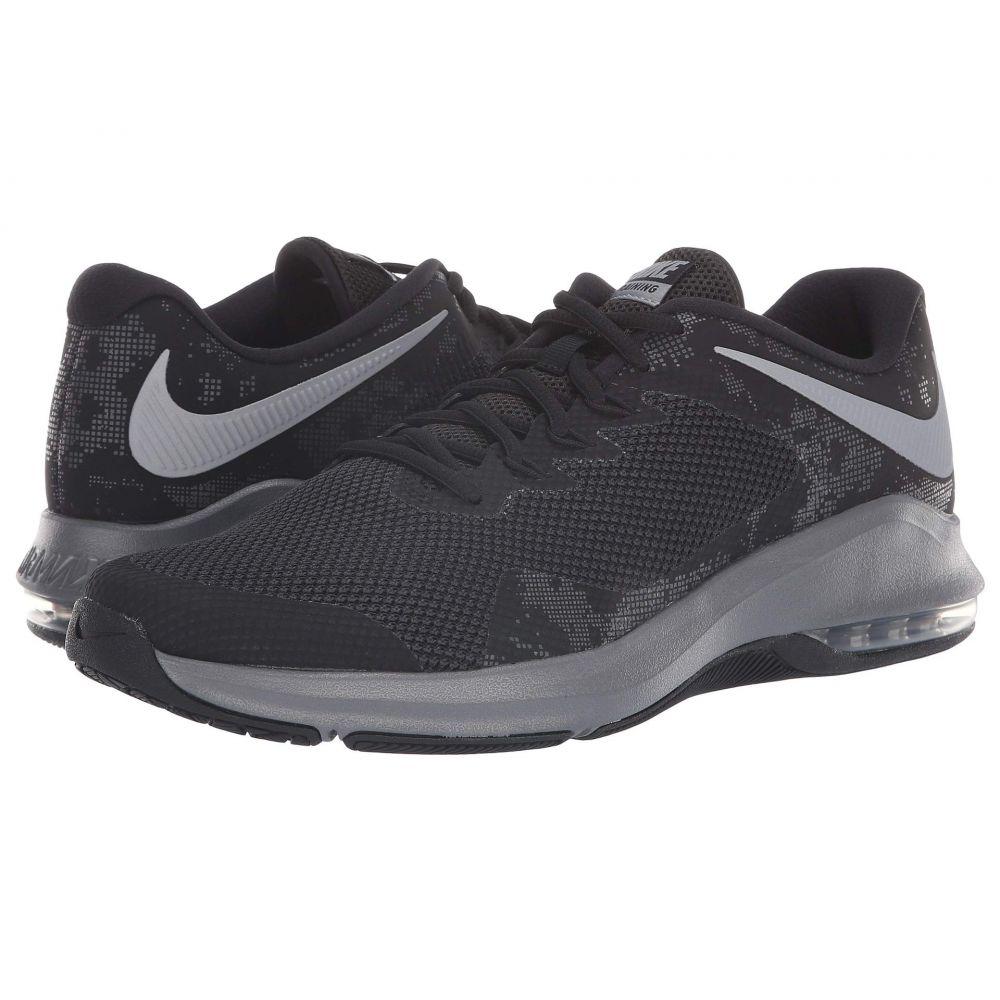 ナイキ Nike メンズ シューズ・靴 スニーカー【Air Max Alpha Trainer】Black/Metallic Cool Grey/Anthracite