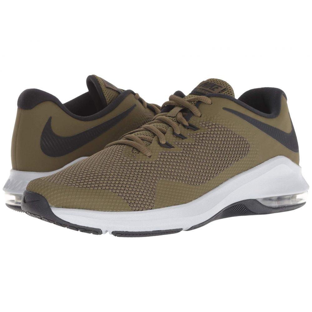 ナイキ Nike メンズ シューズ・靴 スニーカー【Air Max Alpha Trainer】Olive Canvas/Black/Olive Flak/Wolf Grey