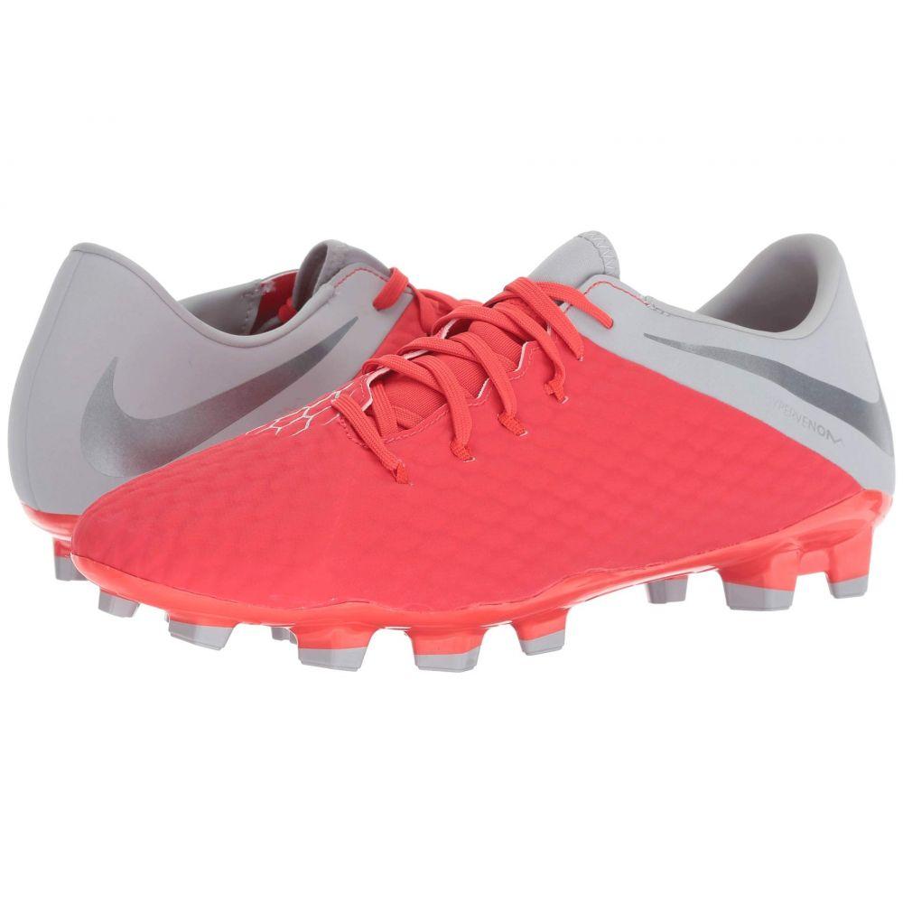 ナイキ Nike メンズ サッカー シューズ・靴【Phantom 3 Academy FG】Light Crimson/Metallic Dark Grey/Wolf Grey
