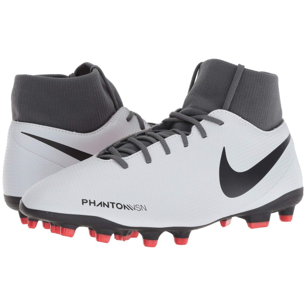 ナイキ Nike メンズ サッカー シューズ・靴【Phantom VSN Club DF MG】Wolf Grey/Black/Light Crimson