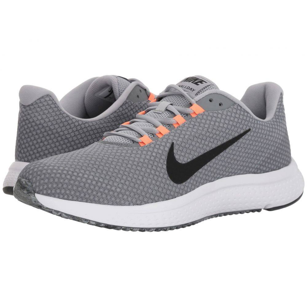 ナイキ Nike メンズ ランニング・ウォーキング シューズ・靴【RunAllDay】Wolf Grey/Black/Cool Grey/Hyper Crimson