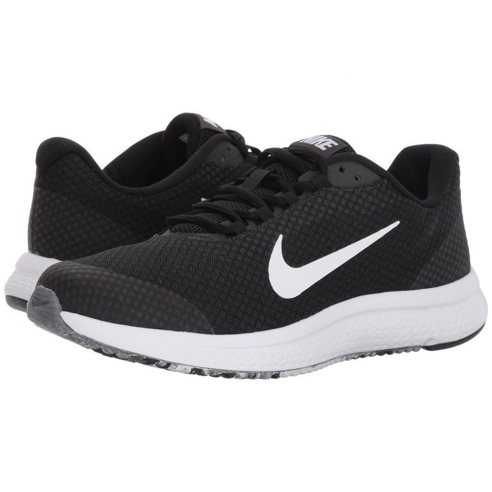 ナイキ Nike レディース ランニング・ウォーキング シューズ・靴【RunAllDay】Black/White/Anthracite