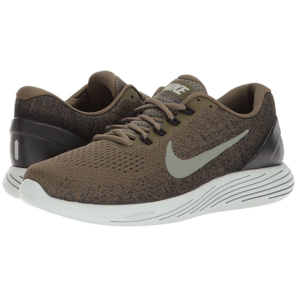 ナイキ Nike メンズ ランニング・ウォーキング シューズ・靴【LunarGlide 9】Medium Olive/Dark Stucco/Black