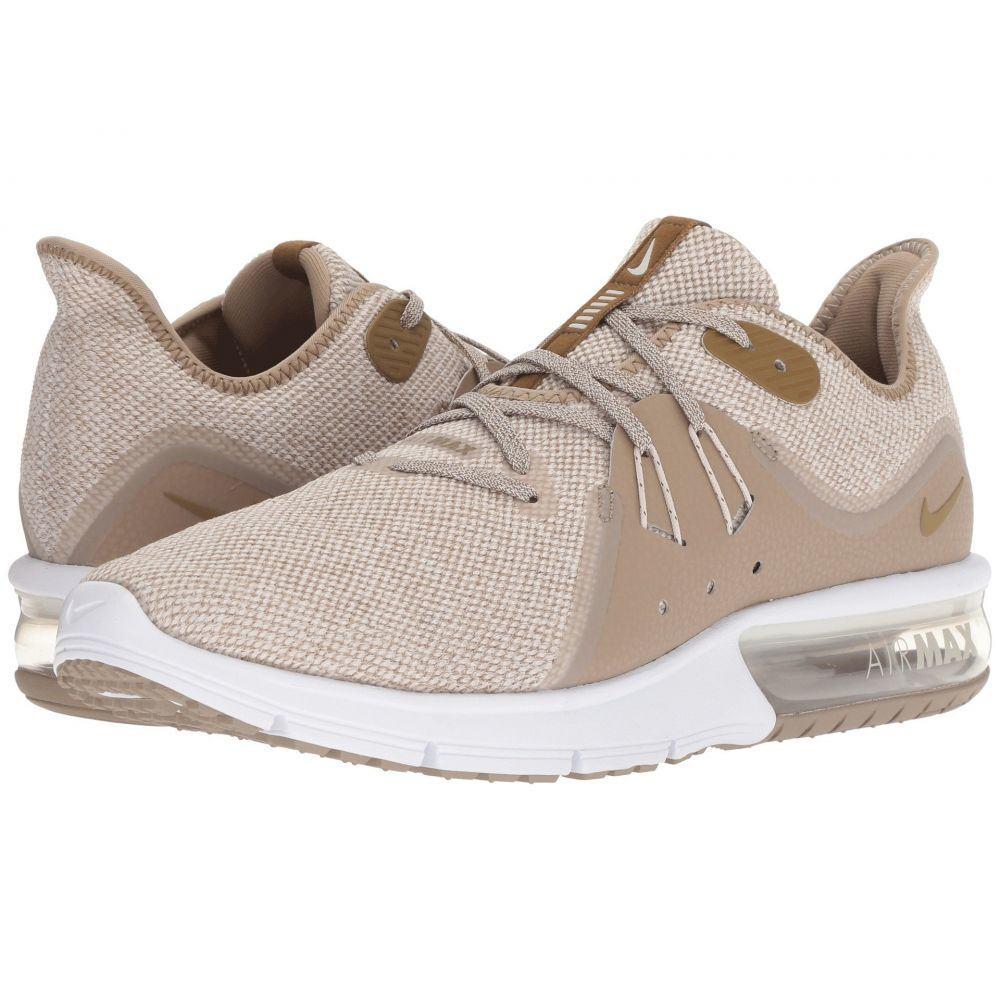 ナイキ Nike メンズ ランニング・ウォーキング シューズ・靴【Air Max Sequent 3】Desert Sand/Lichen Brown/Khaki/White