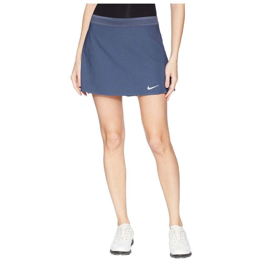 ナイキ Nike Golf レディース スカート ミニスカート【Flex Skort Woven 14】Thunder Blue/Thunder Blue/Flat Silver