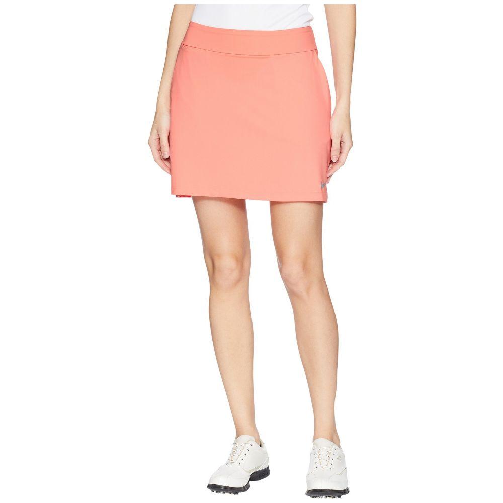 ナイキ Nike Golf レディース スカート ミニスカート【Dry Skort Knit 16.5】Light Atomic Pink/Flat Silver