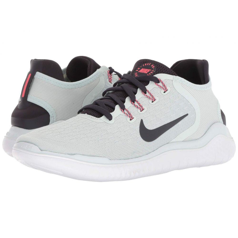 ナイキ Nike レディース ランニング・ウォーキング シューズ・靴【Free RN 2018】Barely Grey/Oil Grey/White/Geode Teal