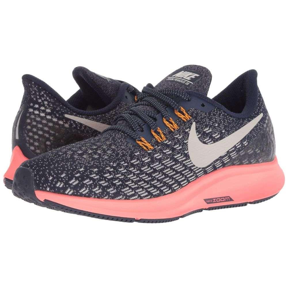 ナイキ Nike レディース ランニング・ウォーキング シューズ・靴【Air Zoom Pegasus 35】Blackened Blue/Moon Particle
