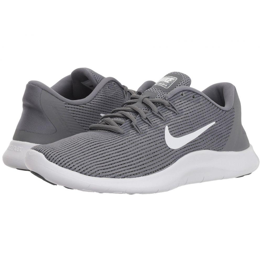 ナイキ Nike レディース ランニング・ウォーキング シューズ・靴【Flex RN 2018】Cool Grey/White/Cool Grey