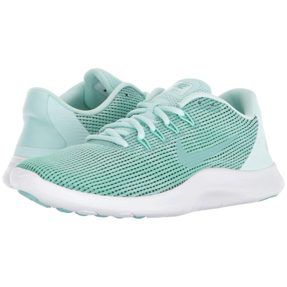 ナイキ Nike レディース ランニング・ウォーキング シューズ・靴【Flex RN 2018】Igloo/Island Green/Green Glow/White