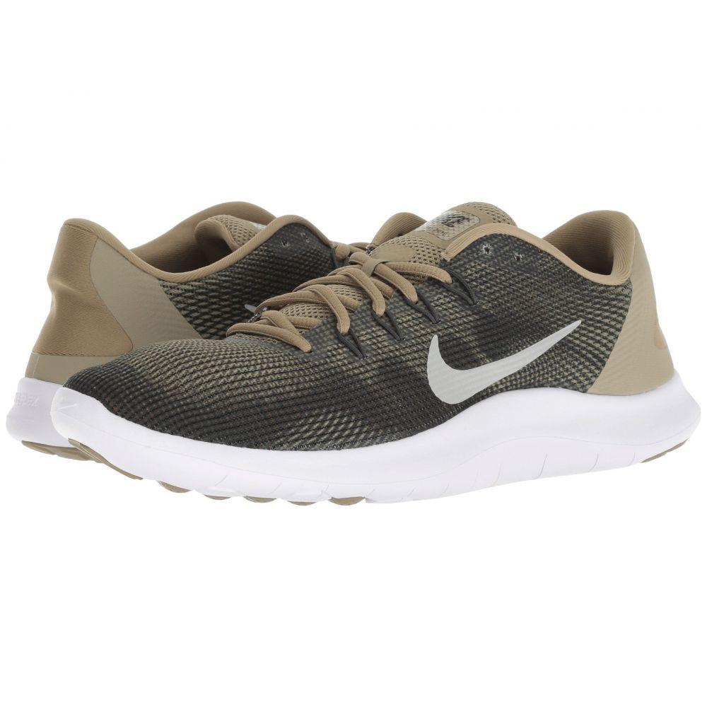 ナイキ Nike メンズ ランニング・ウォーキング シューズ・靴【Flex RN 2018】Neutral Olive/Light Bone/Cargo Khaki