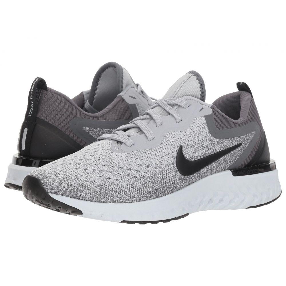ナイキ Nike レディース ランニング・ウォーキング シューズ・靴【Odyssey React】Wolf Grey/Black/Dark Grey/Pure Platinum
