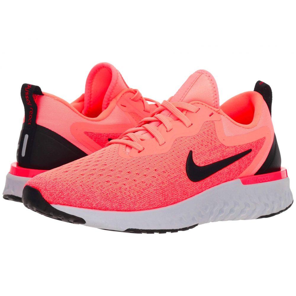 ナイキ Nike レディース ランニング・ウォーキング シューズ・靴【Odyssey React】Light Atomic Pink/Black/Flash Crimson