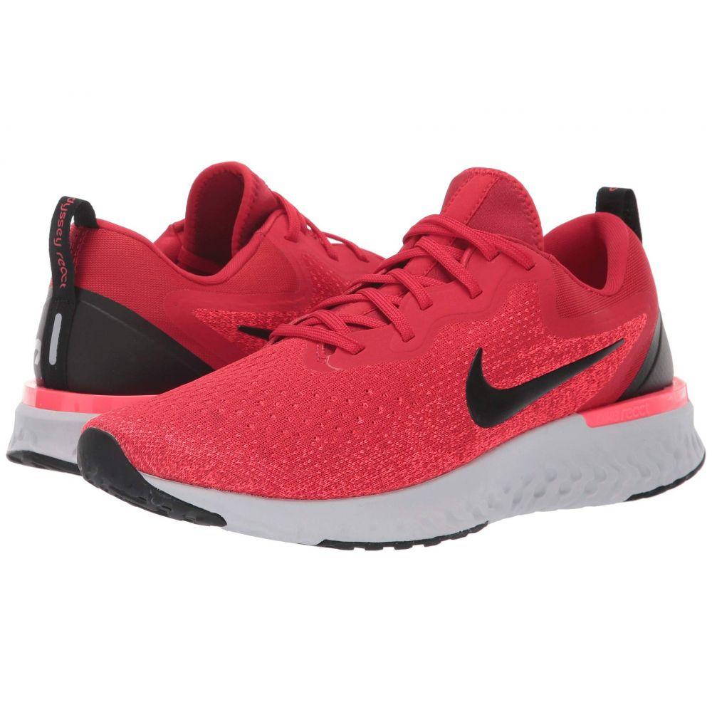 ナイキ Nike メンズ ランニング・ウォーキング シューズ・靴【Odyssey React】University Red/Black/Flash Crimson