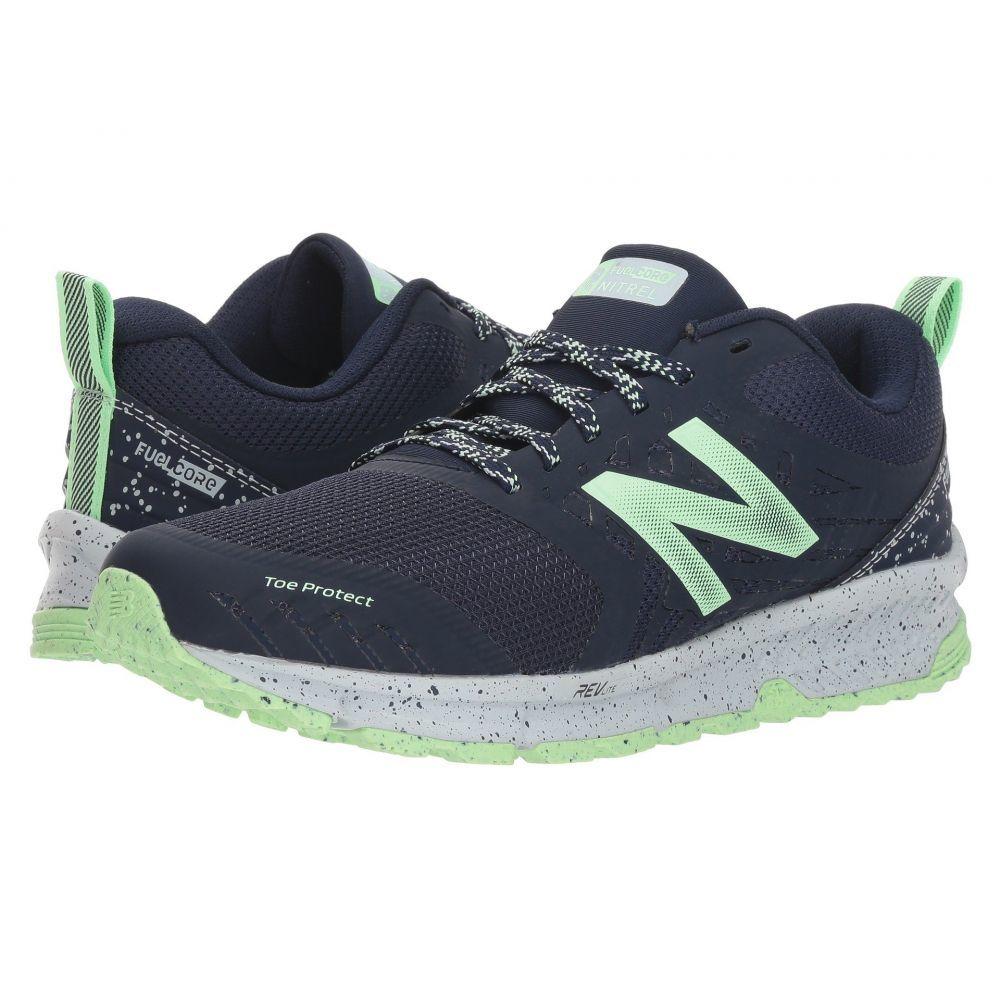 ニューバランス New Balance レディース ランニング・ウォーキング シューズ・靴【Nitrel】Pigment/Green Flash