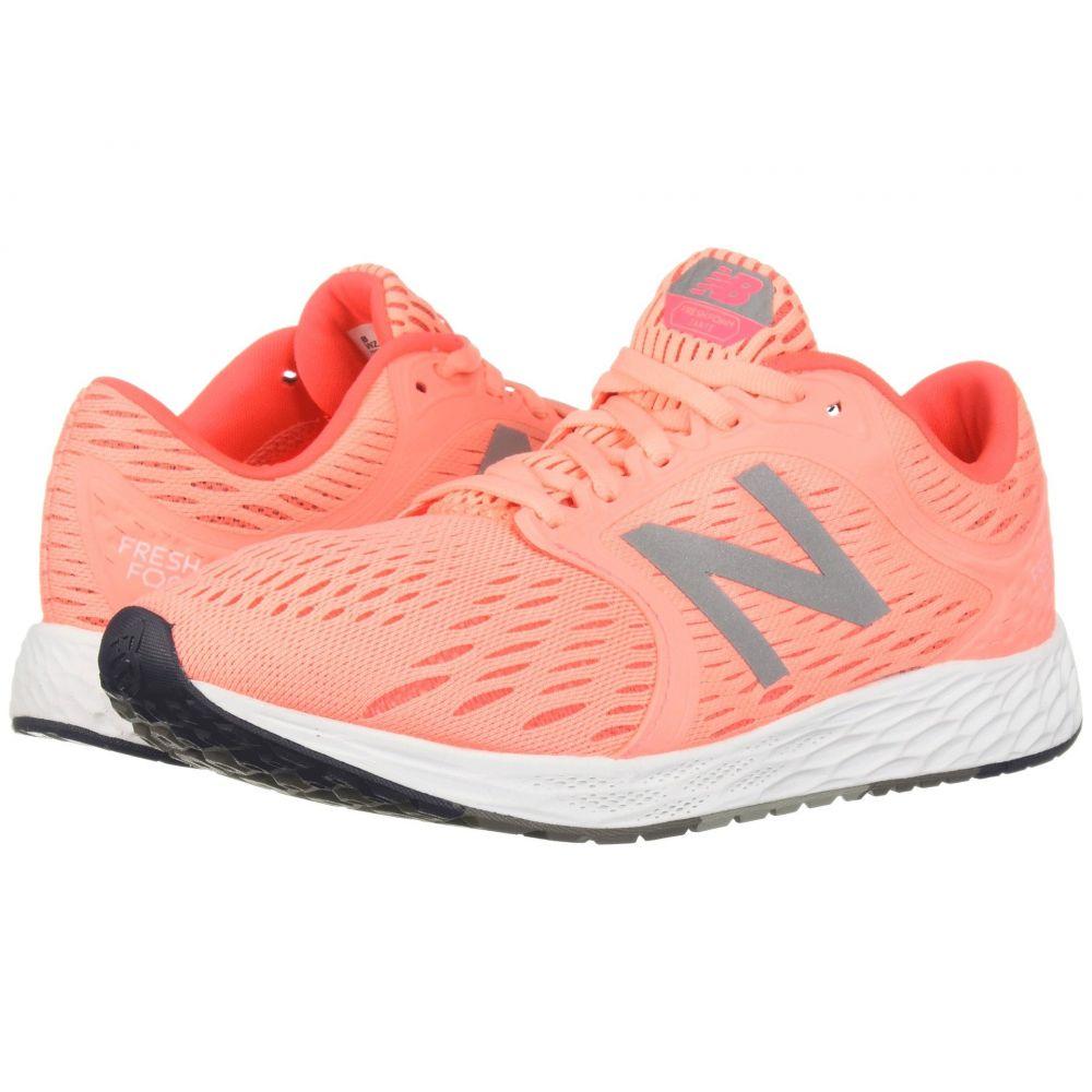 ニューバランス New Balance レディース ランニング・ウォーキング シューズ・靴【Fresh Foam Zante v4】Fiji/Vivid Coral