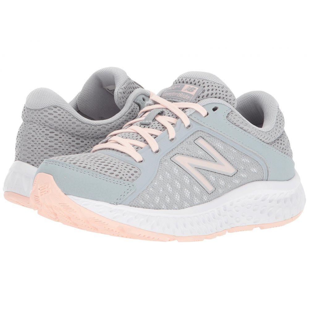 ニューバランス New Balance レディース ランニング・ウォーキング シューズ・靴【420v4】Silver Mink/Sunrise Glod