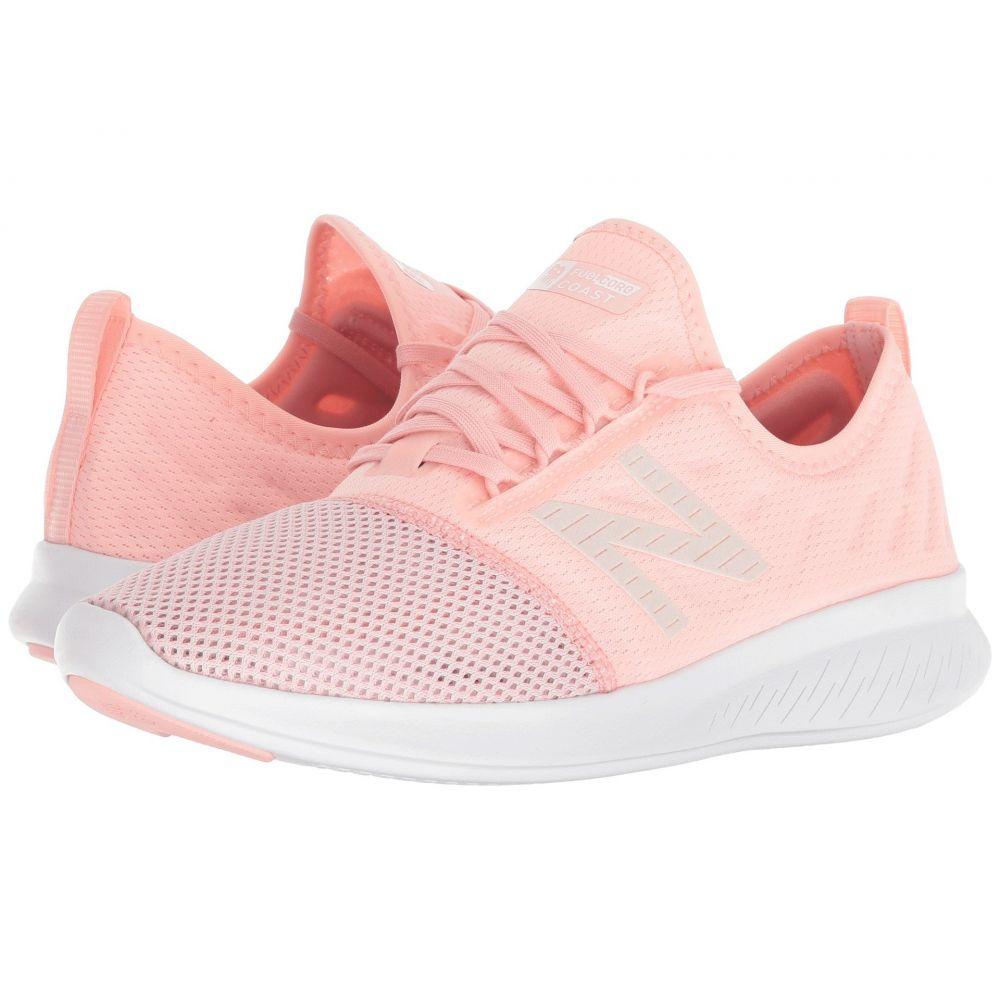 ニューバランス New Balance レディース ランニング・ウォーキング シューズ・靴【Coast v4】Himalayan Pink/Conch Shell