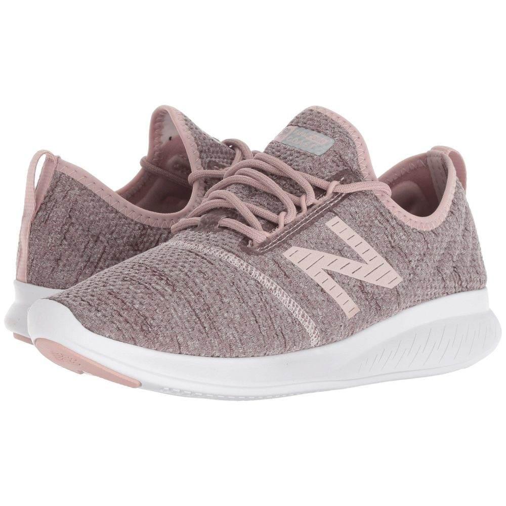 ニューバランス New Balance レディース ランニング・ウォーキング シューズ・靴【Coast v4】Conch Shell/Himalayan Pink