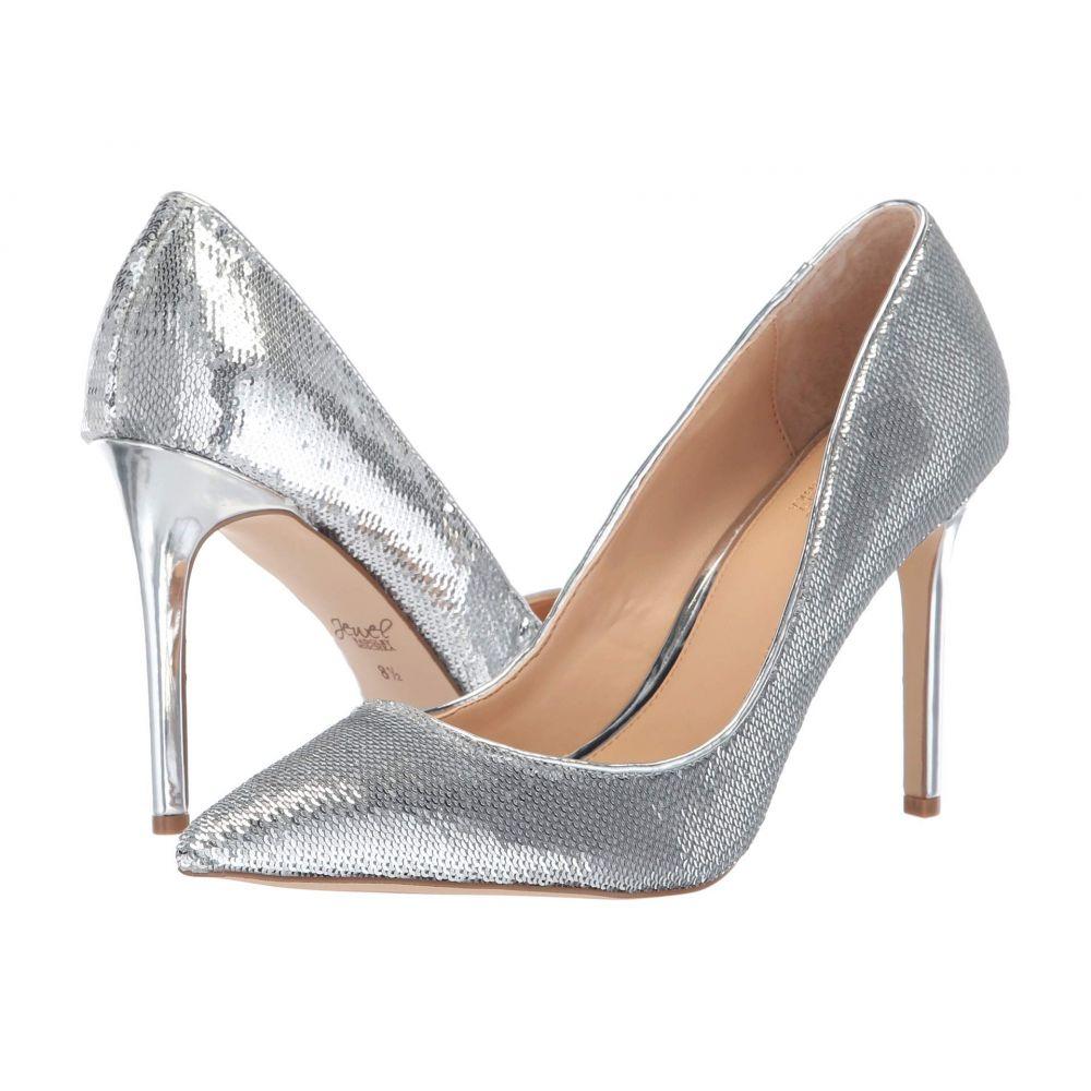 バッジェリー ミシュカ Jewel Badgley Mischka レディース シューズ・靴 パンプス【Jade】Silver