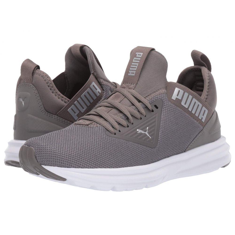 プーマ PUMA レディース ランニング・ウォーキング シューズ・靴【Enzo Beta】Charcoal Gray/Puma White
