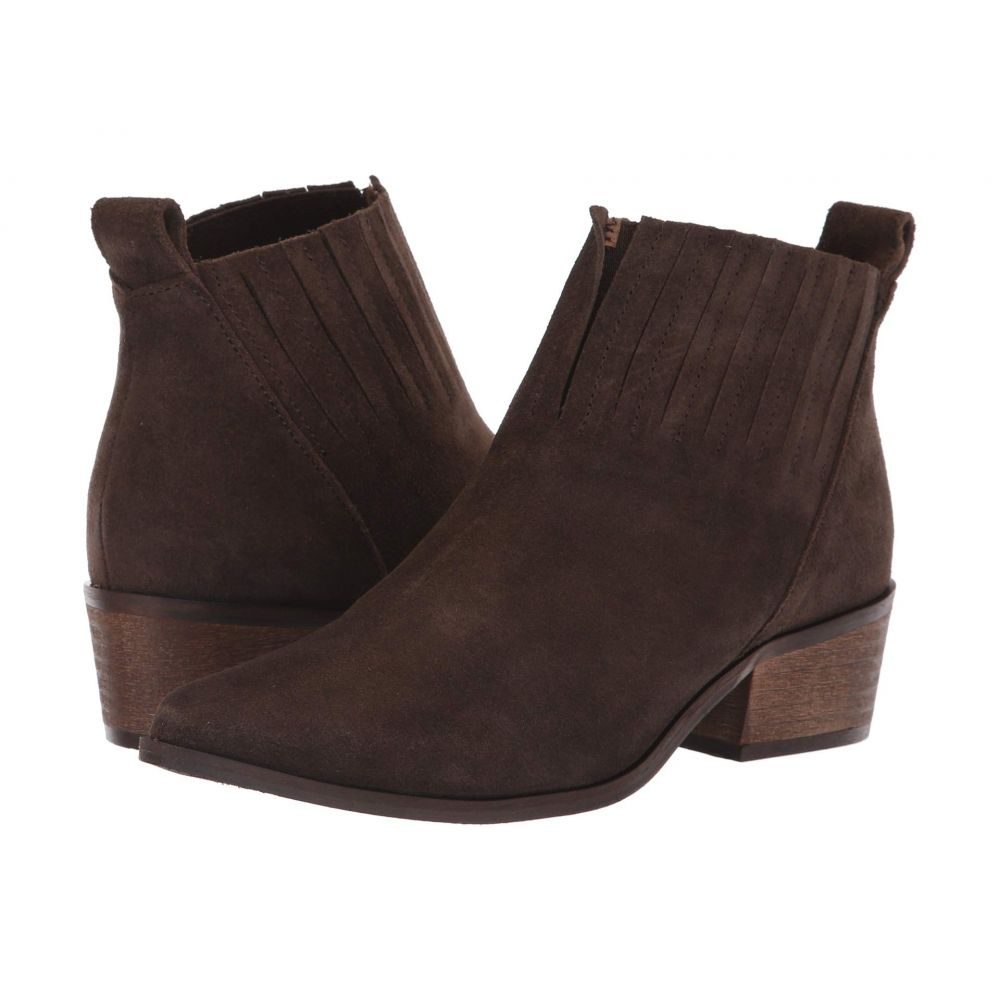 マチス Matisse レディース シューズ・靴 ブーツ【Coconuts by - Sophea Boot】Brown Suede